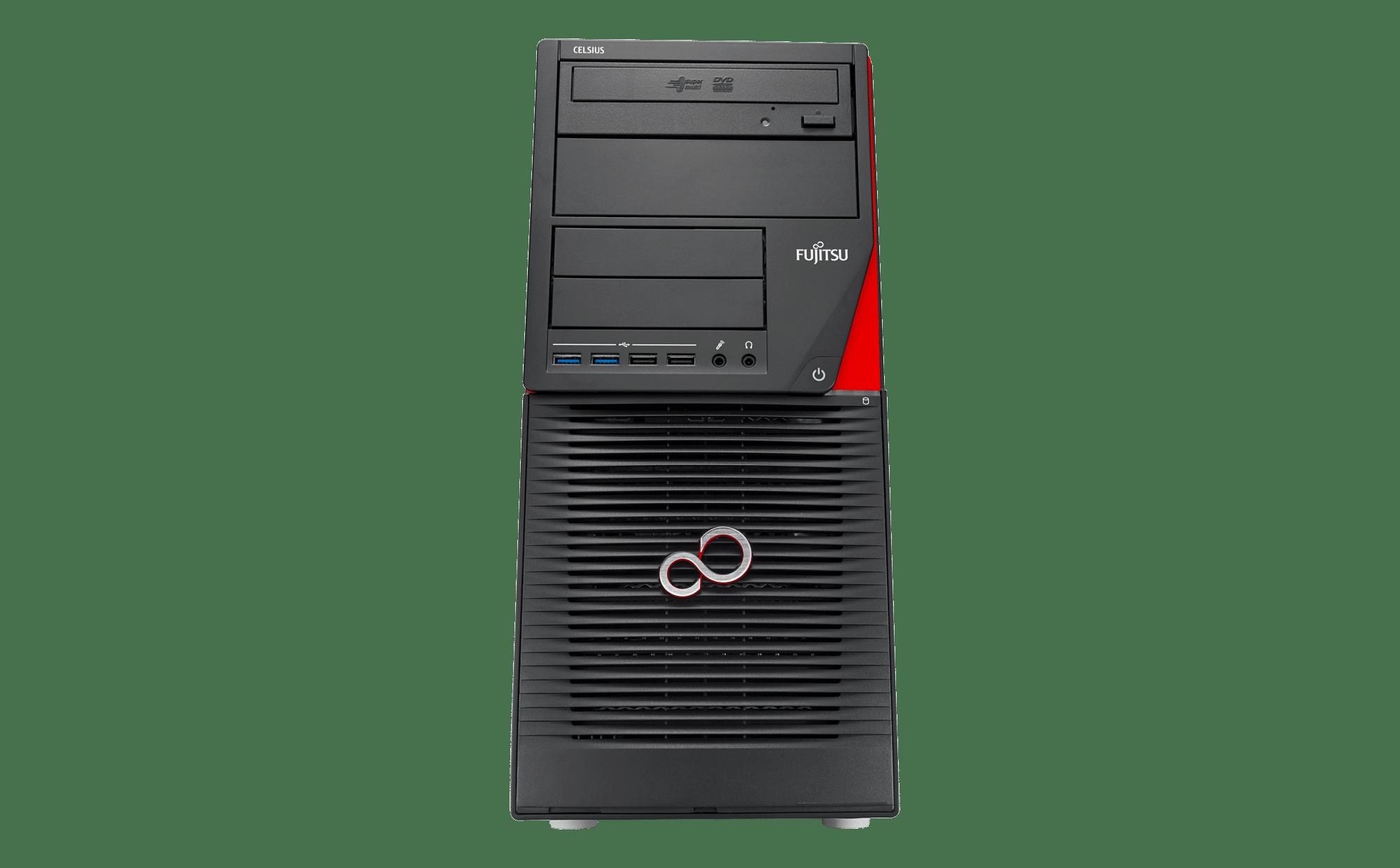 Fujitsu CELSIUS W550 munkaállomás