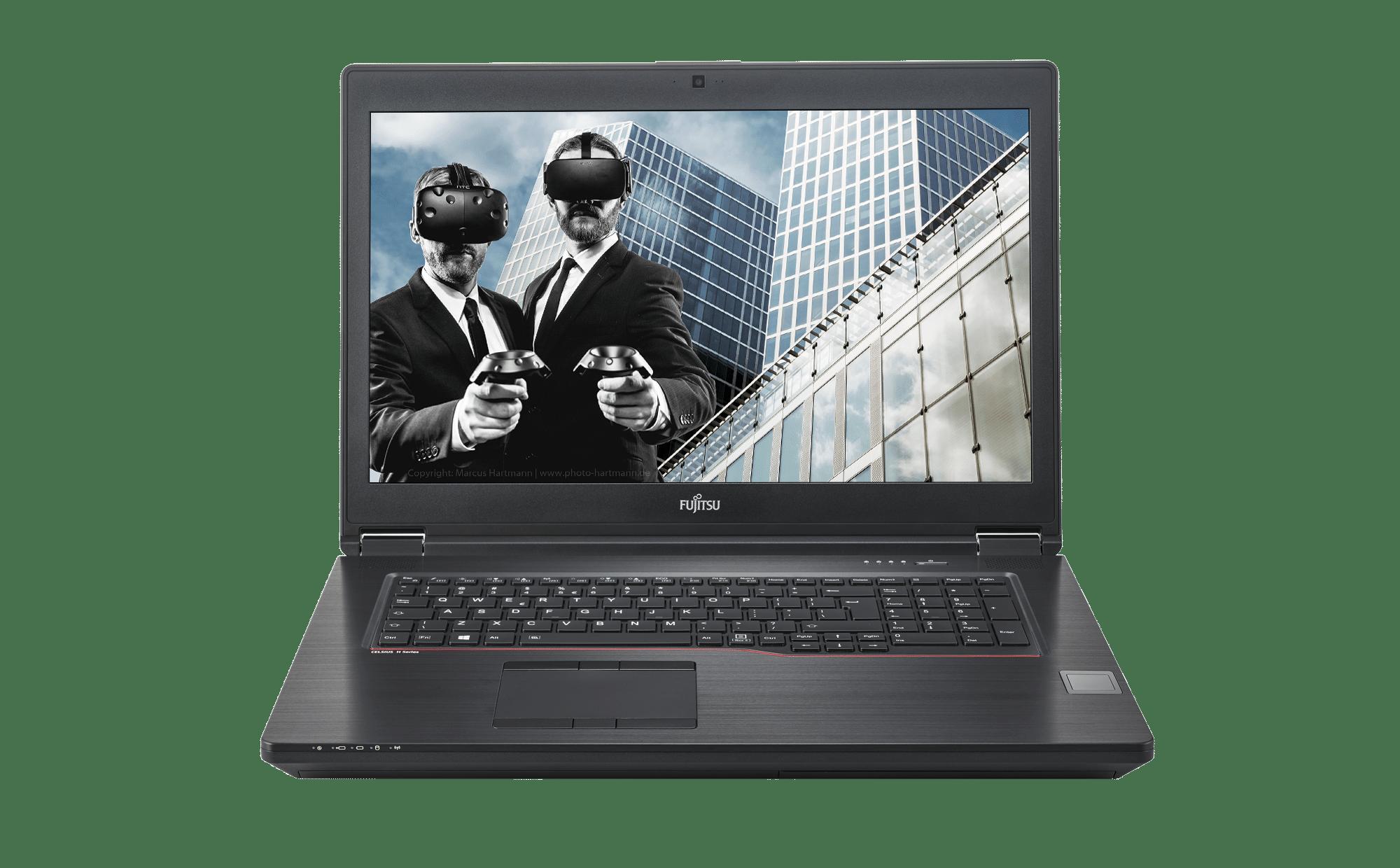 Fujitsu CELSIUS H980 munkaállomás